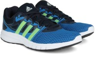 Adidas GALAXY 2 M Running Shoes(Blue, Navy, Yellow)