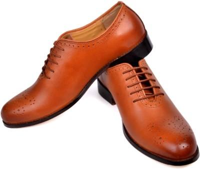 Walker Styleways Elite Lace up Brogue Lace Up Shoes