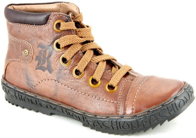 Richfield Rado Hermes Brown Boots