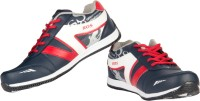 Ros 1063 NBlue Red Walking Shoes