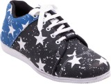 Centto Starry Casual Shoes (Black)
