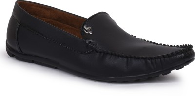 Rozo Black Loafer Loafers