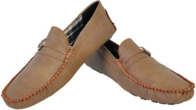 Stylords Proactive Tan Loafers