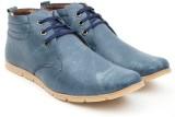 Drex Corporate Casual Shoes (Blue)