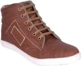 Jokatoo Stylish and Cool Boots (Brown)