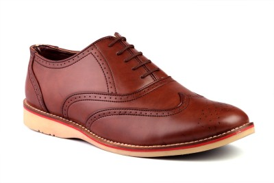 Fentacia Brogue Casuals
