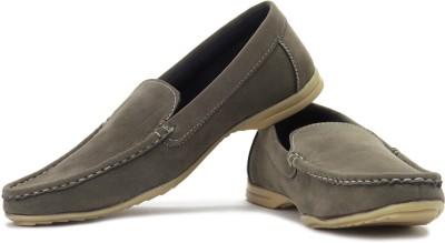 True Soles Loafers(Grey)