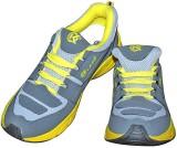 Klaap Bumble Bee Running Shoes (Blue)