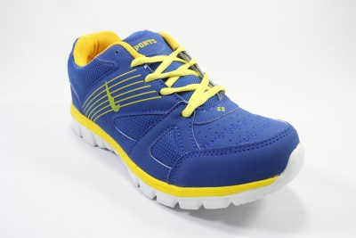 Shoe Alive Running Shoes(Yellow)
