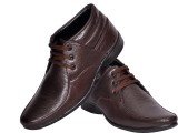 Shoe Mate SM295 Lace Up Shoes (Brown)