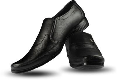 Blue Harpers MyIshStyle Black Slip On Shoes