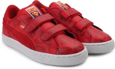 Puma Basket Superman V Kids Sneakers