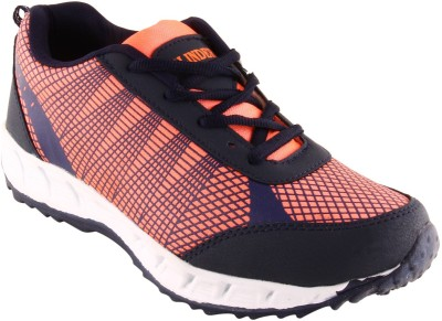Blinder Men's CR-004-ORG-N.BLUE Running Shoes