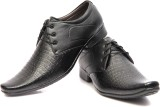 100 Walker Br9046 Lace Up Shoes (Black)
