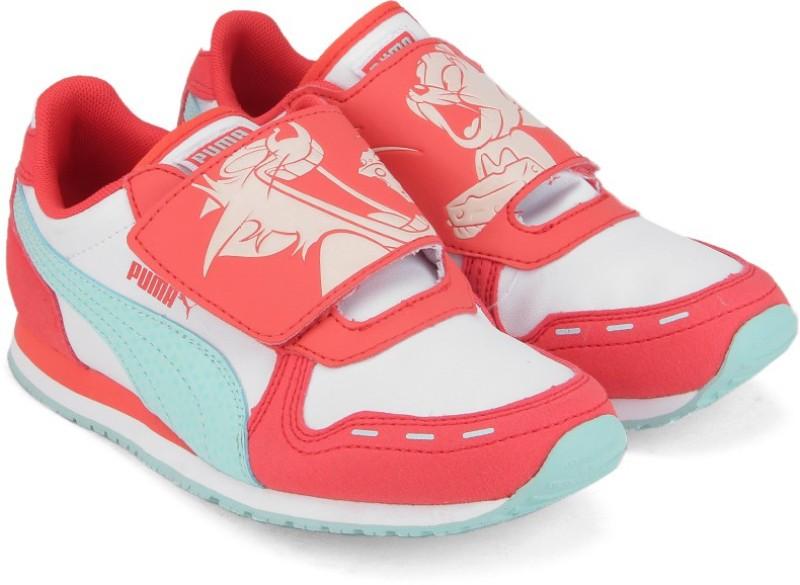 Puma Cabana Racer Tom & Jerry V Kid Casual Shoes