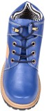 Haroads Ankle Length Boots (Blue)