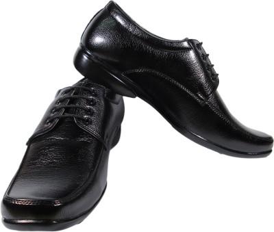WBH Channel Lace Up Shoes