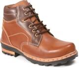 Ferraiolo Shoes Boots (Tan, Brown)