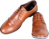 Milez Shoes Party Wear (Tan)