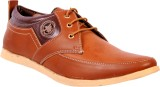 Tan Casual Shoes (Tan)