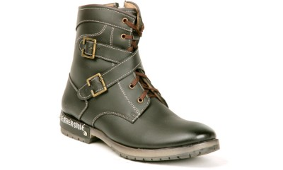 Twee broer 1549-black Boots