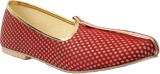 Foot Candy Slip On (Maroon)