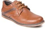 Ferraiolo Shoes Corporate Casuals (Tan, ...