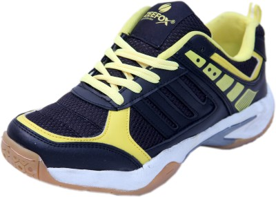 Zeefox Badminton Shoes(Black)