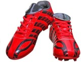 Aryans Dragon Football Shoes (Red)