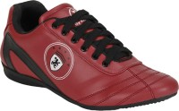 Knight Ace Kraasa Sports Football Shoes, Running Shoes, Bowling Shoes(Red) best price on Flipkart @ Rs. 499