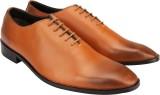 Brigit Corporate Shoe Tan Brown Lace Up ...