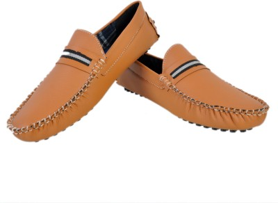 Stylords Synergitic Tan Loafers