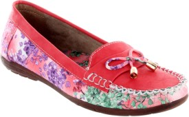 Shuz Touch Loafers(Pink)