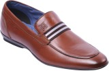 Cord Wainers Slip On Shoes (Brown)