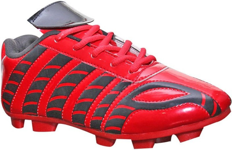 Port Dr-Dragon Football Shoes(Red)
