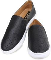 Do Bhai Loafers(Black)