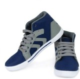 Cougar Sneakers (Blue)