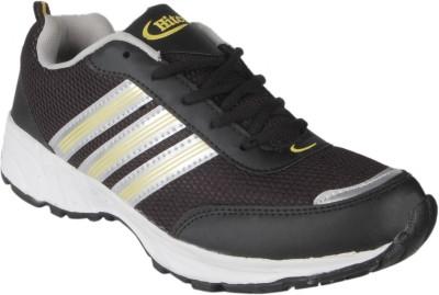 Hitcolus Hitcolus Black & Yellow Walking Shoes Running Shoes