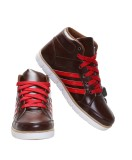 Zappy Sneakers (Brown)