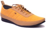 Vogue Guys Divine Yellow Casual Shoes (Y...