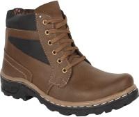 Aero Sapphire Boots(Brown)