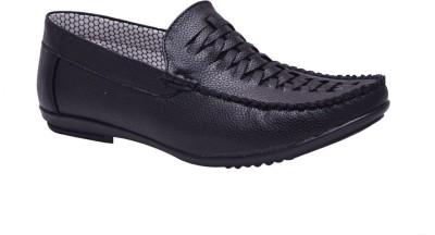 Shoe Bucket Black Loafers