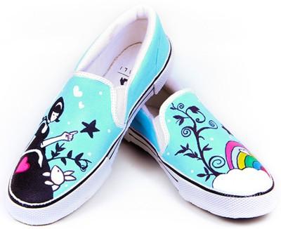 F-Gali Rainbow Casual Shoes