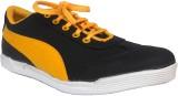 Nomero one Canvas Shoes (Black)