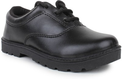 Skovin Boy School Shoes only for kids (3 to 13 years) Lace Up