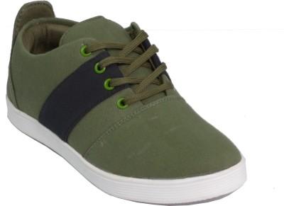 DK Shoes Canvas Shoes(Green)