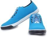 Artha Canvas Shoes (Blue)