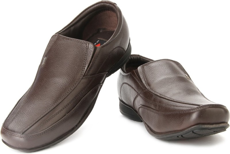 Lee Cooper Men Slip On ShoesBrown