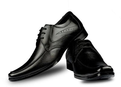 Blue Harpers Classic Japani Black Lace Up Shoes