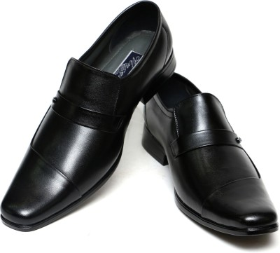 C Comfort Leather Slip On Shoes